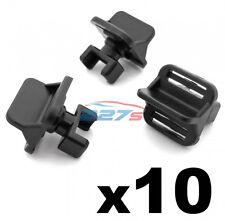 10x plastique pare-chocs spoiler clips-fits toyota prado fortuner GX460 52526-60030