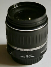 Canon Zoom EF-S 18-55mm f/3.5-5.6 Lens