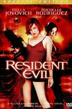 Resident Evil (DVD, 2002, Special Edition)