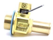T208N: 7/8-18 UNS FUMOTO ENGINE OIL DRAIN VALVE W/ NIPPLE