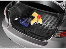 2009 - 2013 Mazda6 Mazda 6 Genuine OEM Cargo / Trunk Tray Liner Black