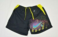 Nike Mens Kyrie 90's Graphic Training Basketball Woven Shorts  CZ8993-010