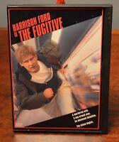 The Fugitive (DVD, 1997) Harrison Ford, Tommy Lee Jones