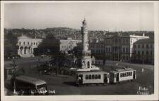 Izmir Turkey Hukumer Onu c1940s Real Photo Postcard