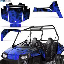 Graphic Kit for Polaris RZR170 UTV Decal Sticker SxS Wrap RZR 170 Parts ICE BLUE