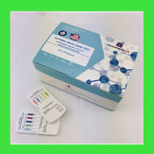 DiagnosUS 10 Panel Drug Urine Test AMP/OPI(MOP)/MET/THC/COC/MDMA/TCA/MTD/BAR/BZ0