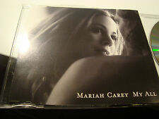 RAR MAXI CD. MARIAH CAREY. MY ALL. 4 TRACKS.