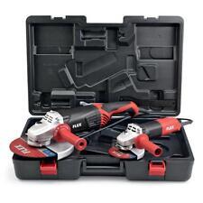 FLEX SMERIGLIATRICE ANGOLARE Set L2100 230mm + L1001 125mm NELLA VALIGIA 438405