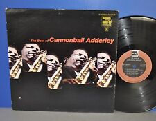 The Best of Cannonball Adderley USA '68 Riverside 1st Vinyl LP cleaned gereinigt