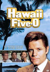 Hawaii Five-O: The Second Season DVD Paul Wendkos(DIR)