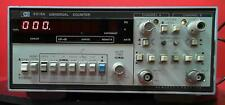 Hp Agilent 5316a 2308a04476 Universal Frequency Counter 01hz To 100mhz