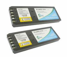 2X Battery for Fluke DSP-4000