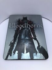 Bloodborne Steelbook Case PS4 (NO GAME)