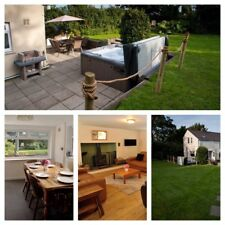 Holiday Cottage, New Quay Wales, Hot Hub, Pet Friendly, sleeps 6