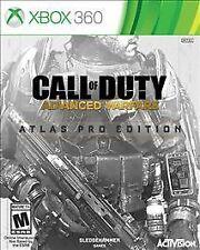 Call of Duty: Advanced Warfare Atlas Pro Edition (Microsoft Xbox 360, 2014) NEW