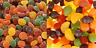 Rowntree's Mixed Jelly Tots & Fruit Gums - 1kg