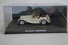 Modello di auto 1:43 James Bond 007 MP LAFER * Moonraker n. 50