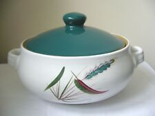 DENBY - GREENWHEAT - LIDDED CASSEROLE/VEGETABLE DISH - 2ND QUALITY - SIGNED*z