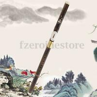 Traditional Chinese Bamboo Soprano Flute G Key 6 Hole Dizi Musicial Instrument