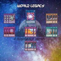 World Legacy Deck Core *1st Edition* Yu-Gi-Oh!