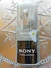 Genuine Sony MDR-E9LP In-Ear Stereo Audio Fashion Earbuds Earphones Headphones