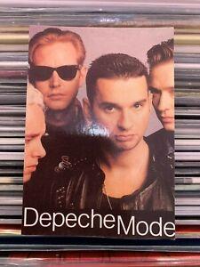depeche mode - cartolina postcard - perfetta serie rock n roll n°258