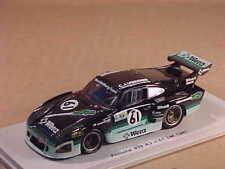 SPARK #S2059 1/43 Resin Porsche 935 K3 1981 LeMans, Wera #1961, Doren, Holup etc