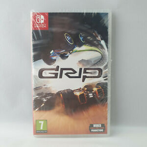 Nintendo Switch - GRIP Combat Racing NEW SEALED