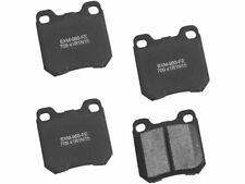For 2000 Saturn LS1 Brake Pad Set Rear Bendix 91557PG