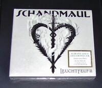 SCHANDMAUL LEUCHTFEUER LIMITIERTE GEPRÄGTE DIGIPAK EDITION DOPPEL CD NEU & OVP
