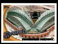 2010 Topps Milwaukee Brewers #72 16538