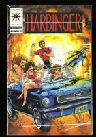 Harbinger #1 VF 8.0 Coupon Included!