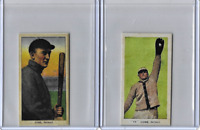 Ty Cobb 2 Mini Reprints 1 Sweet Caporal Cigarettes Advertisement Baseball Card