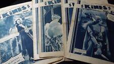 Kines rivista di cinematografia  20 numeri  anno 1929