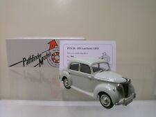 PATHFINDER MODELS PFM28 LANCHESTER LD10 1951 GREY+ CERT+ BOX 1:43