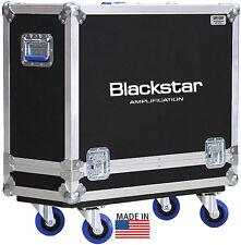 Ata Safe Case Blackstar Series One 45 2x12 Combo With Logo!