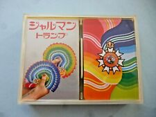 Nintendo Charmant Playing Cards deck Japan 1975  Mint Vintage Rare!