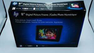 "HP 8"" Digital Picture Frame  (G)"