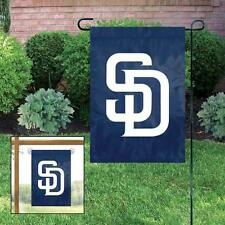 SAN DIEGO PADRES Embroidered Garden Window FLAG
