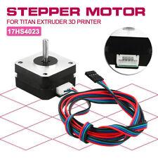 Remplacement Moteur Pas à Reprap pour 3D Imprimante Nema 17HS4023 Câble Utile