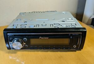 Pioneer DEH-X6700BT MixTrax Bluetooth - Stereo, Mounting Sleeve, and Faceplate