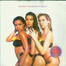 """7"""" Seduction/Heartbeat (NL) A & M Information"""