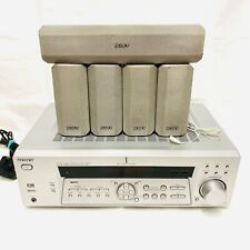 Sony STR-DE475 A/V Home Theatre Receiver & Surround Speakers Dolby Digital DTS