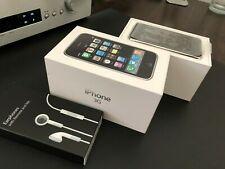 Apple iPhone 3G 16GB White A1241 Rare Applecare Replacement, Accessories & Box