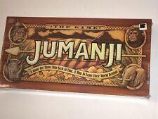 NEW JUMANJI Milton Bradley Board Game 1995 Unopened Factory Sealed