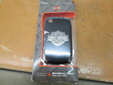 Harley Davidson OEM Fuse Blackberry Curve Cell Phone Shell Case Cover FG07102