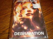 Deborah Harry CASSETTE Debravation