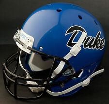 DUKE BLUE DEVILS 1994-2003 Schutt AiR XP Authentic GAMEDAY Football Helmet