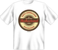 T-Shirt Fun-Shirt Rente Trotz jugendlicher Erscheinung im Ruhestand S - XXXL