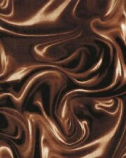Fat Quarter Chocolate Swirls Confection Affection Printed Cotton Quilting Fabric